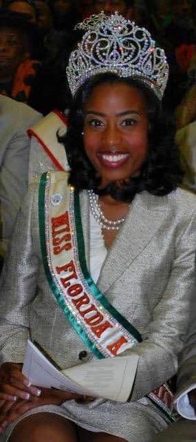Miss FAMU 2011-2012