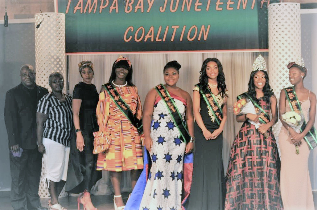 2020 MISS JUNETEENTH CROWNED IN VIRTUAL CEREMONY