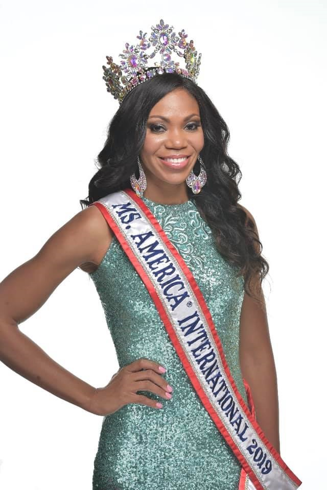 Ms. America International 2019