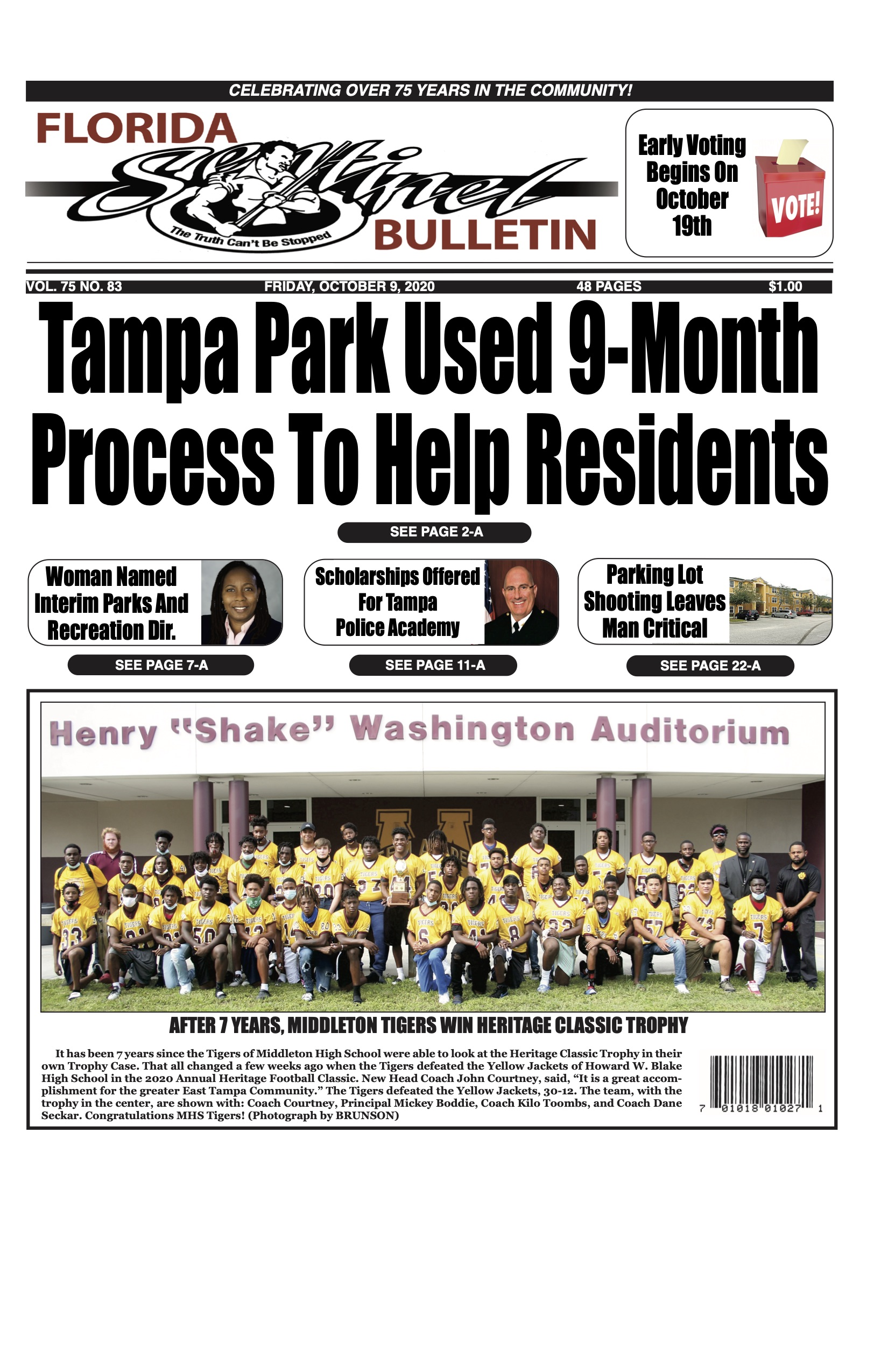 Front Page 10-9-20