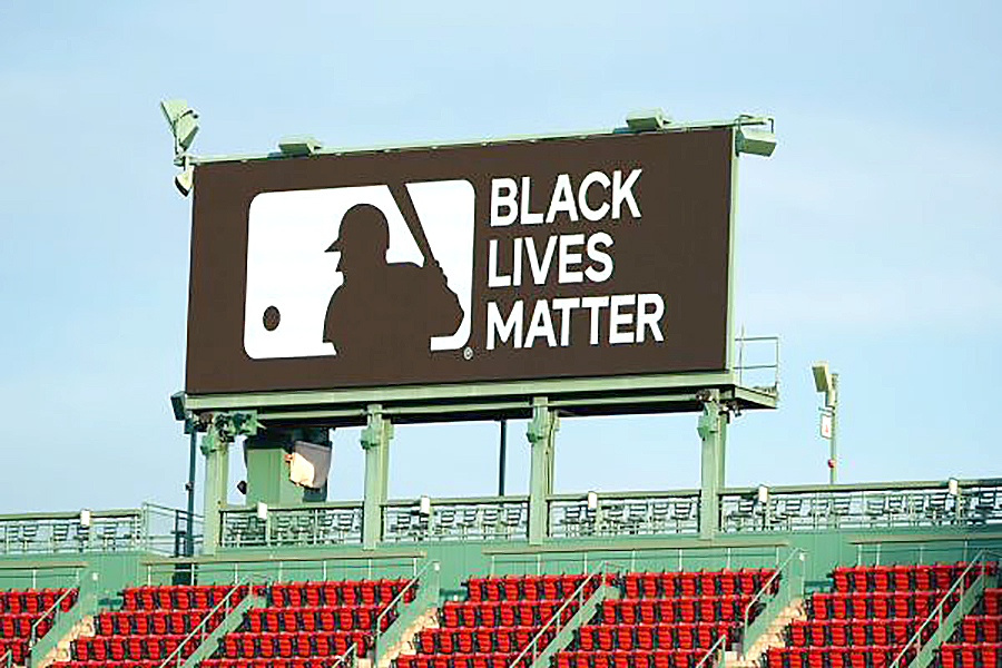 MLB-BLM