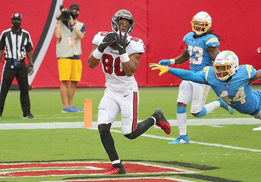 NFL: Los Angeles Chargers at Tampa Bay Buccaneers