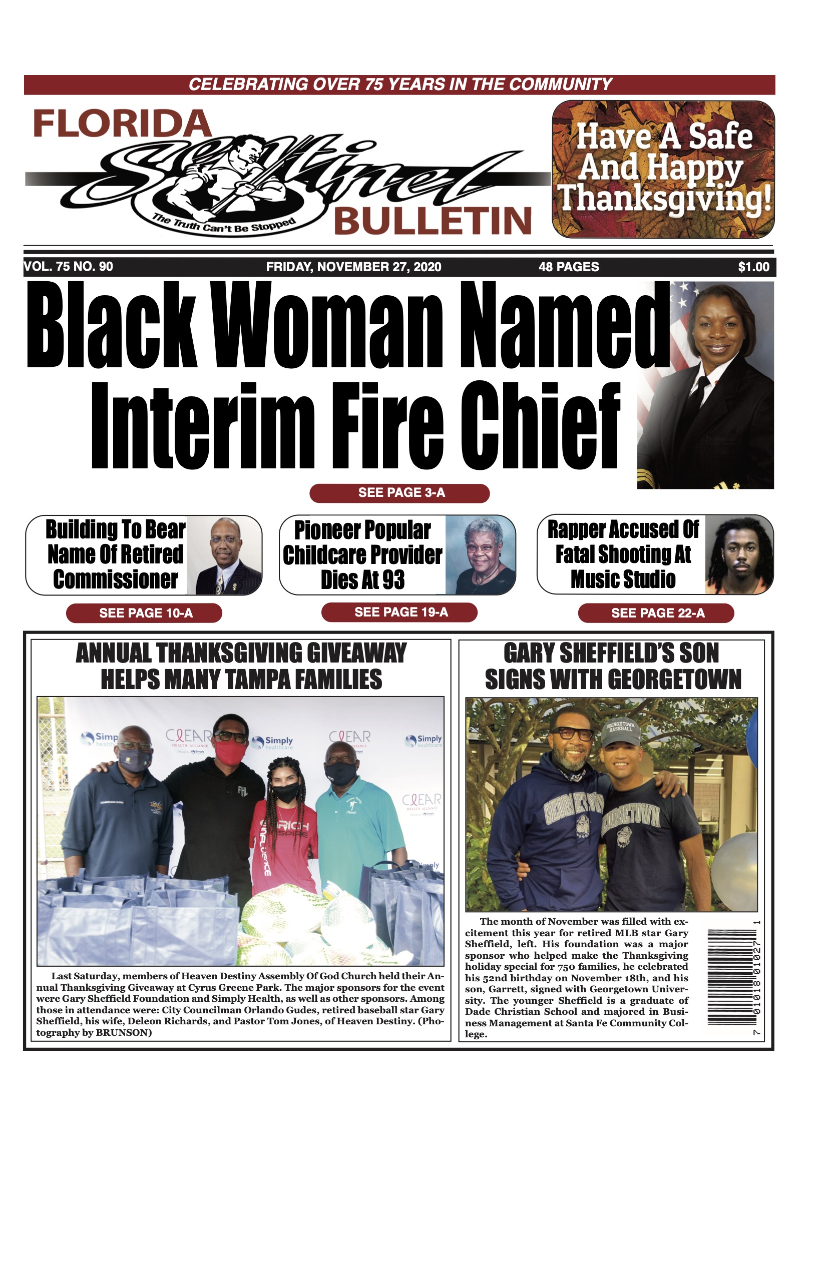 Front Page 11-27-20