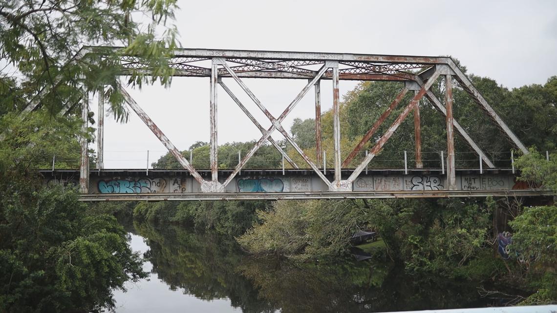 Rowlett Park Bridge 2