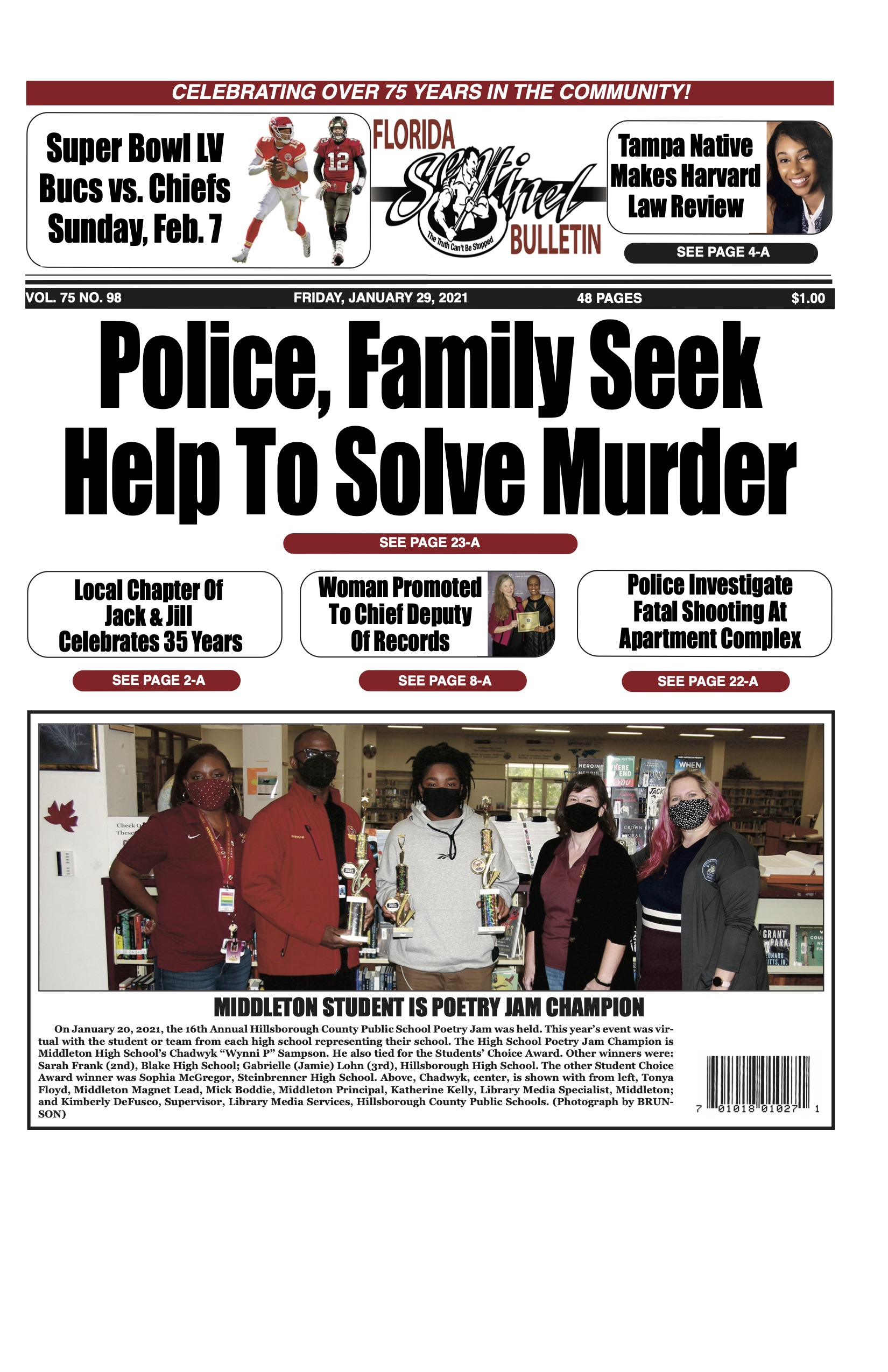 Front Page 1-29-21