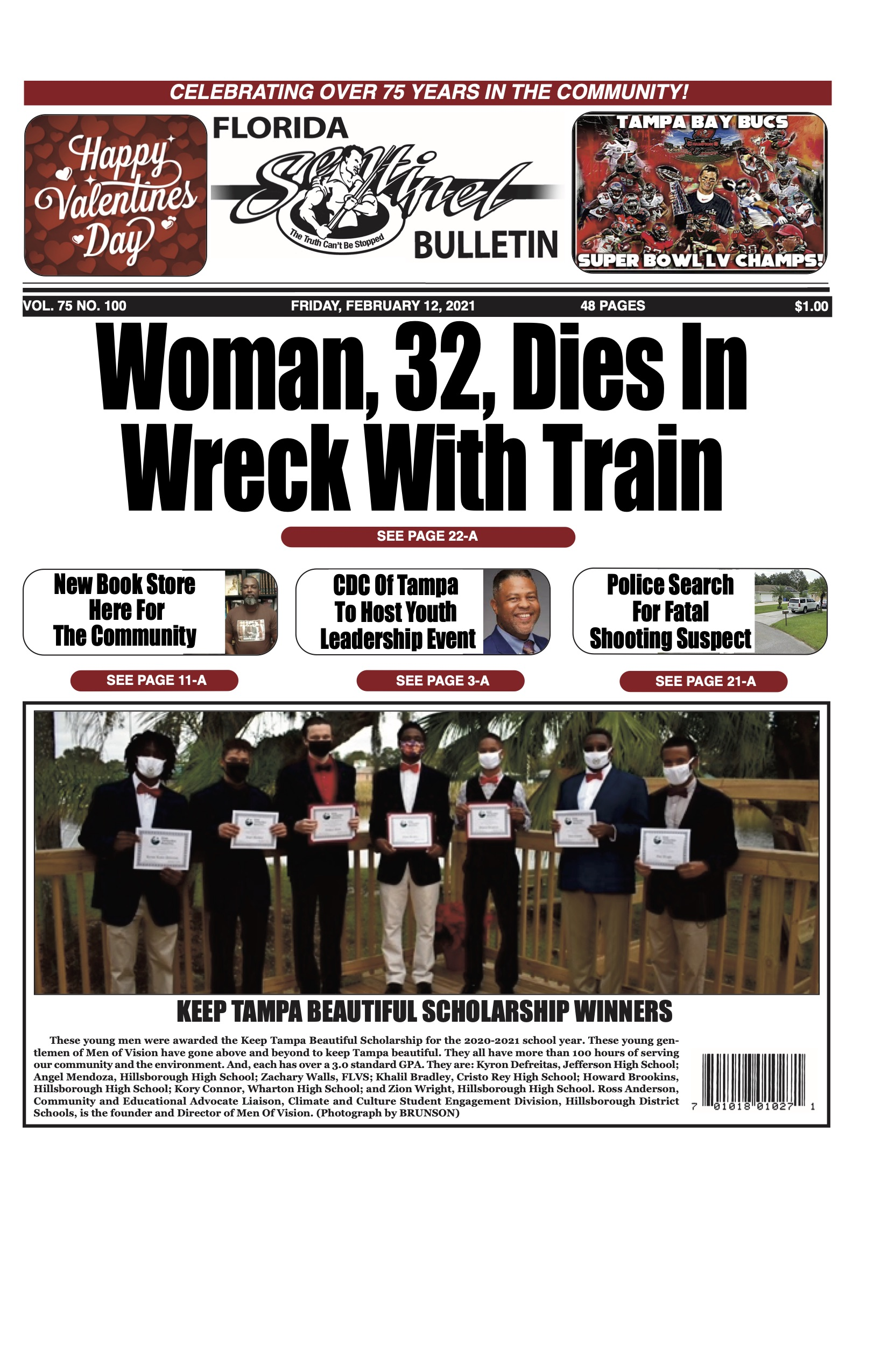 Front Page 2-12-21