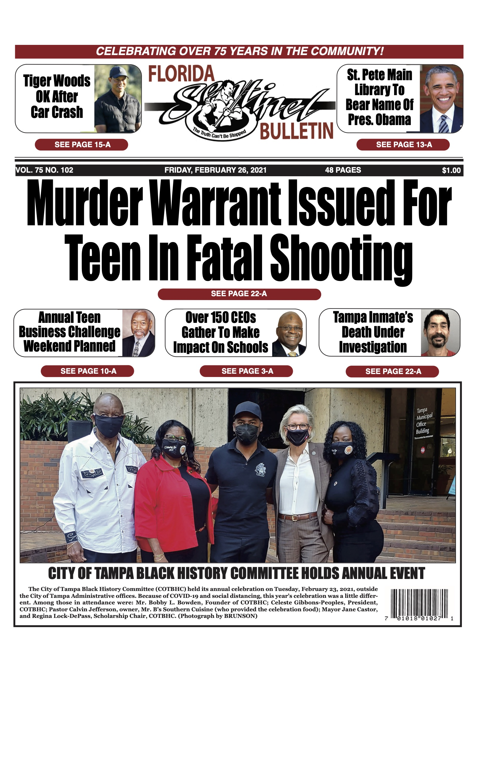 Front Page 2-26-21