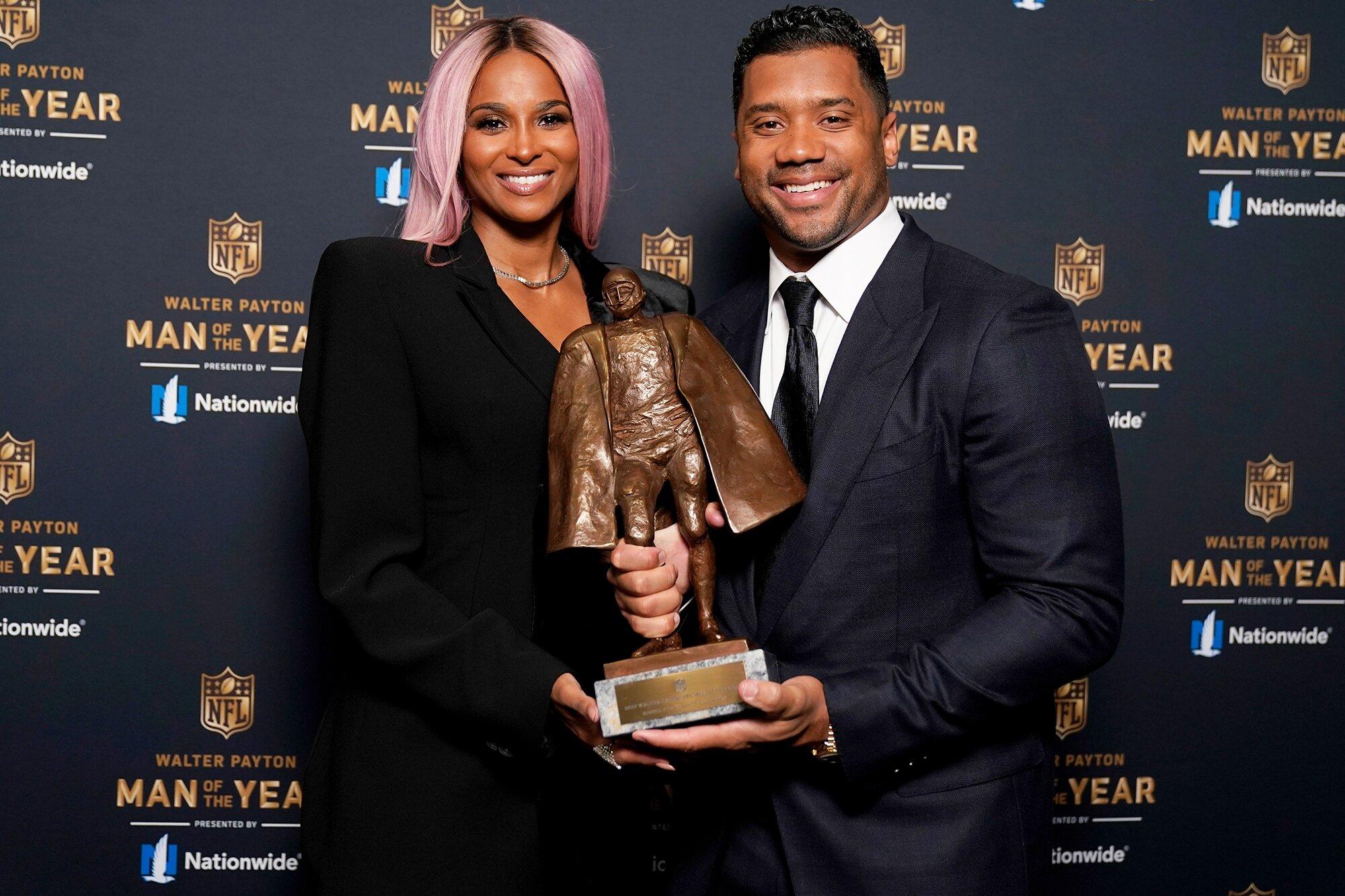 NFL Honors Super Bowl Football, Tampa, United States - 05 Feb 2021