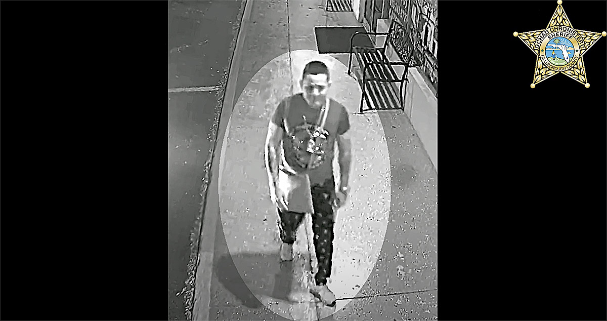 Hookah Shooting Suspect