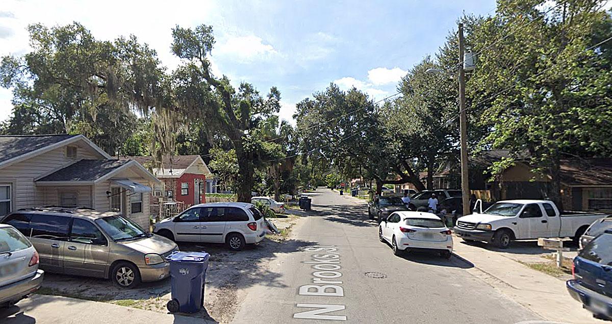 N. Brooks Street