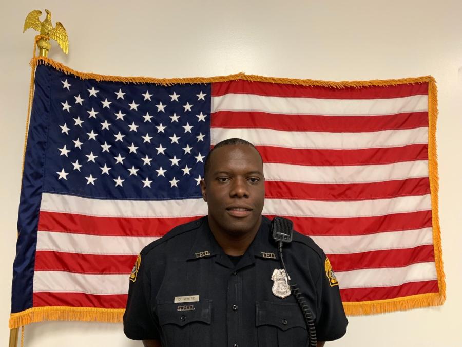 Officer Delvin White