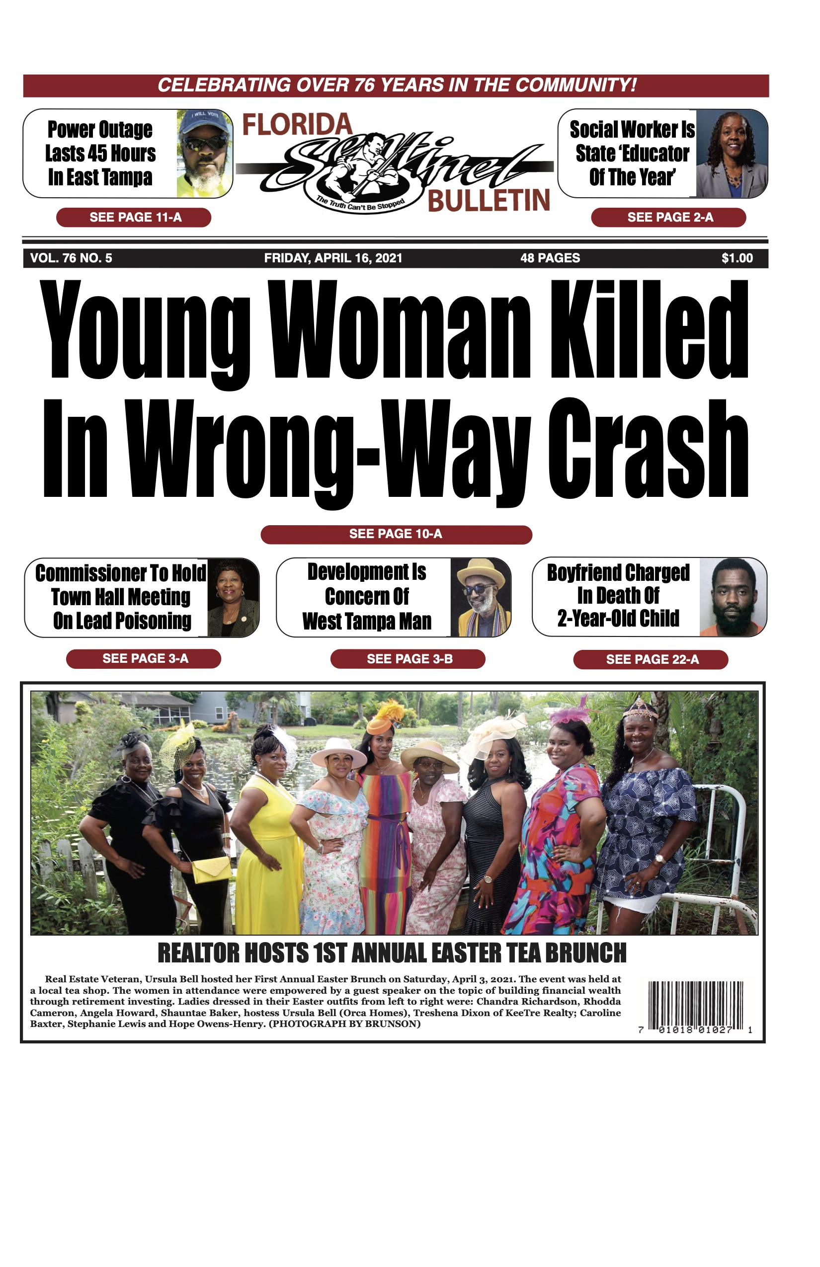 Front Page 4-16-21