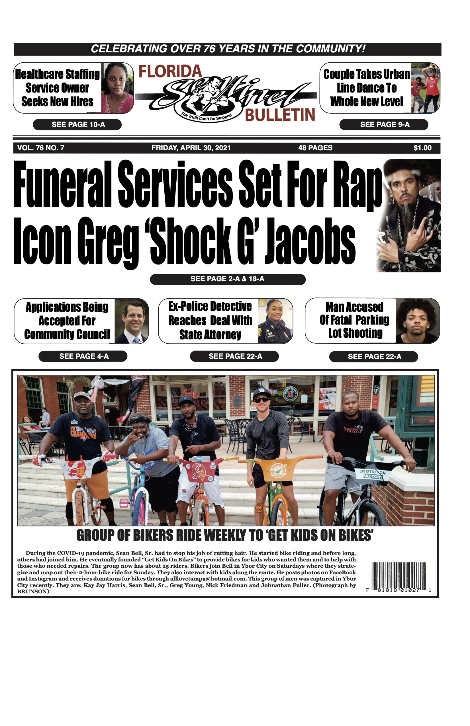 Front Page 4-30-21