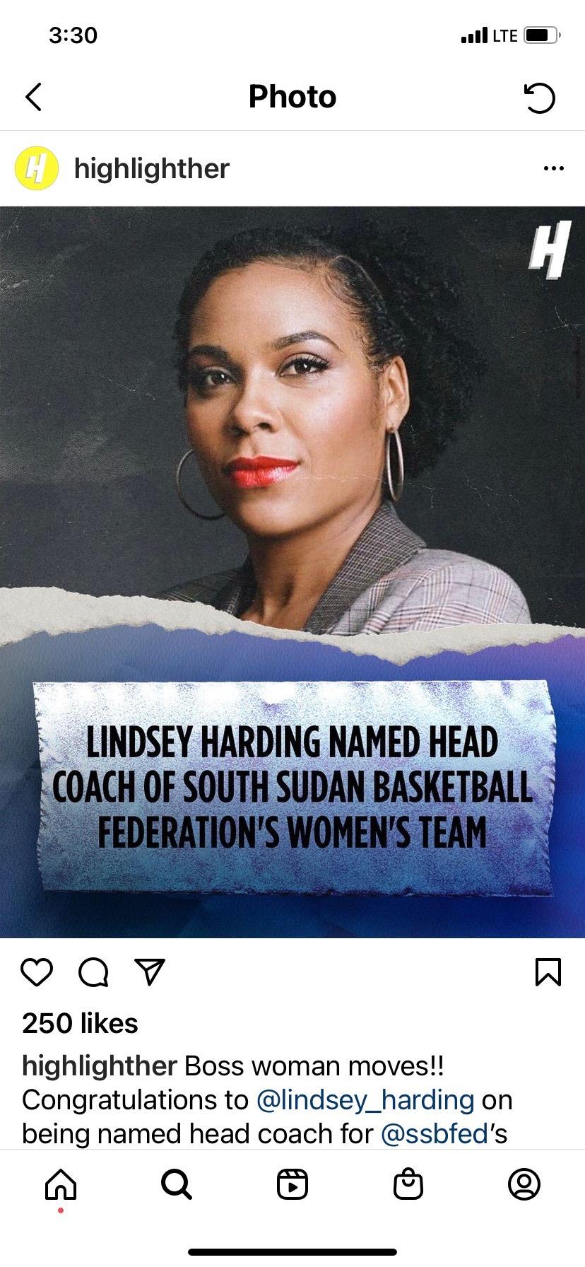 Lindsey Harding
