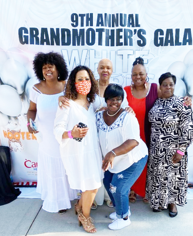 CHILDREN WITH A VISION HONORS GRANDMOTHERS