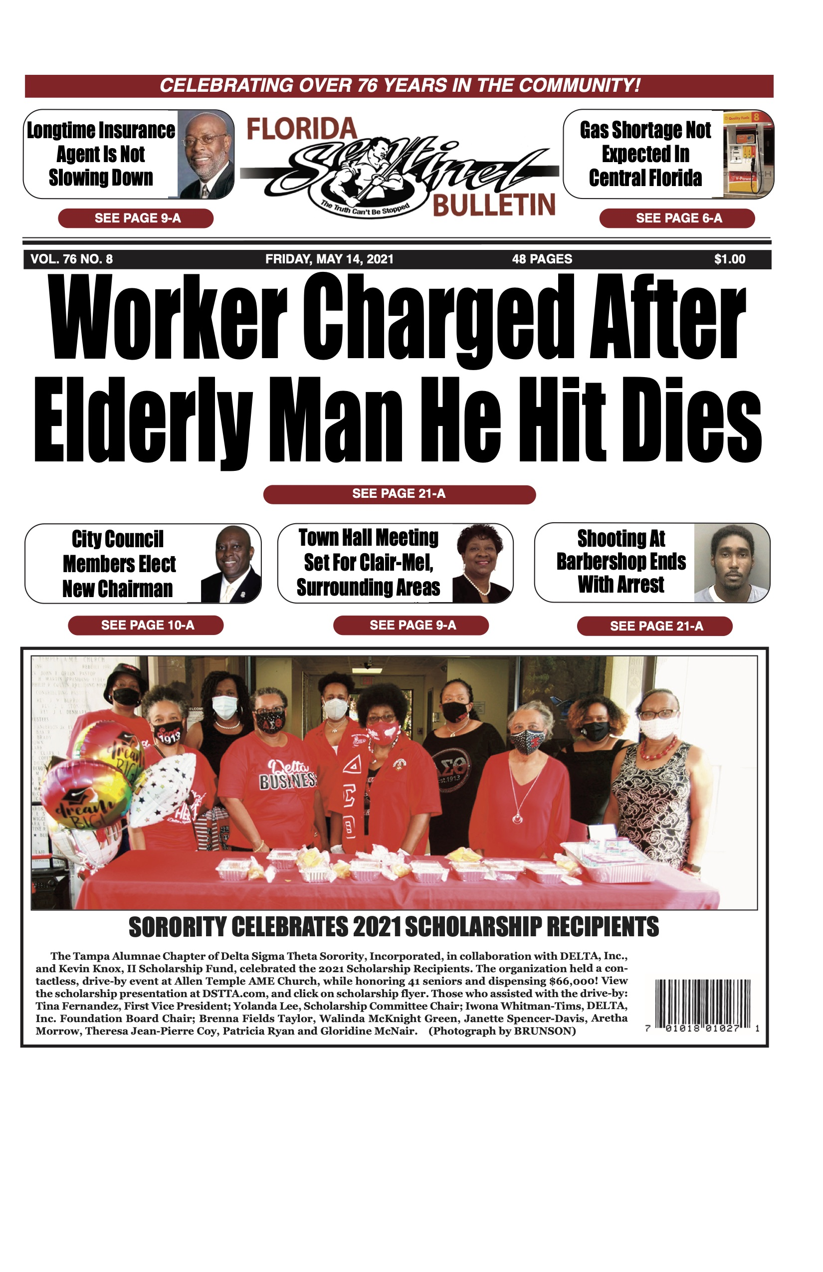Front Page 5-14-21