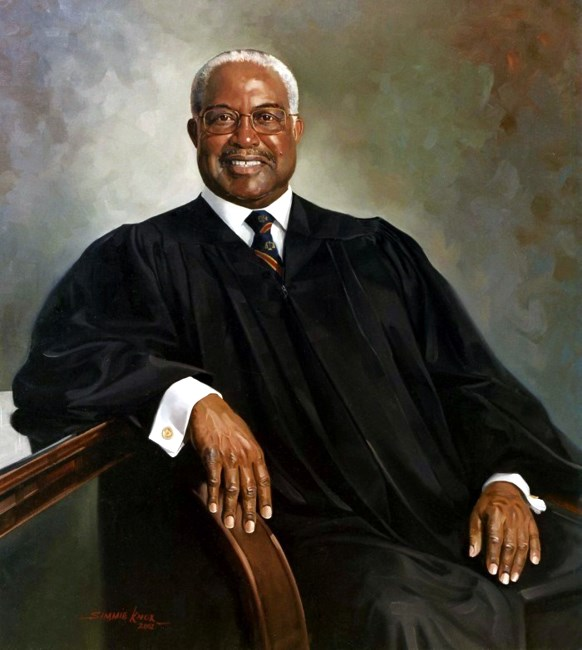 Justice Joseph Hatchett-