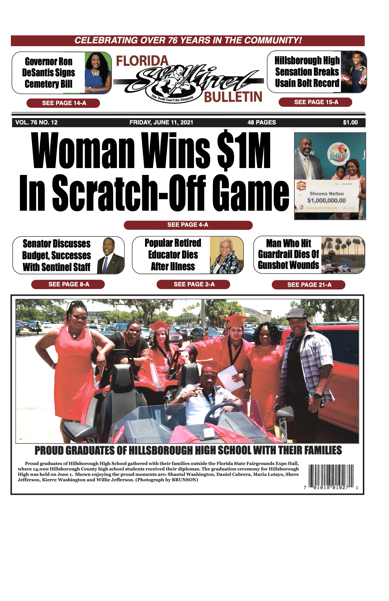 Front Page 6-11-21