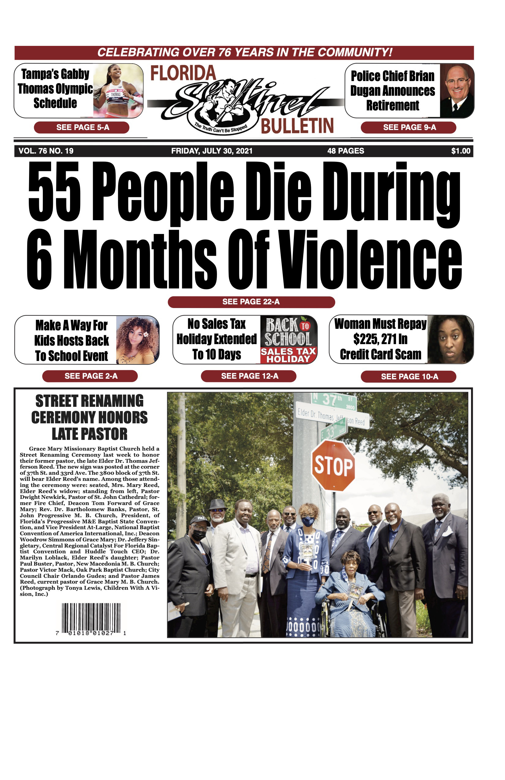 Front Page 7-30-21
