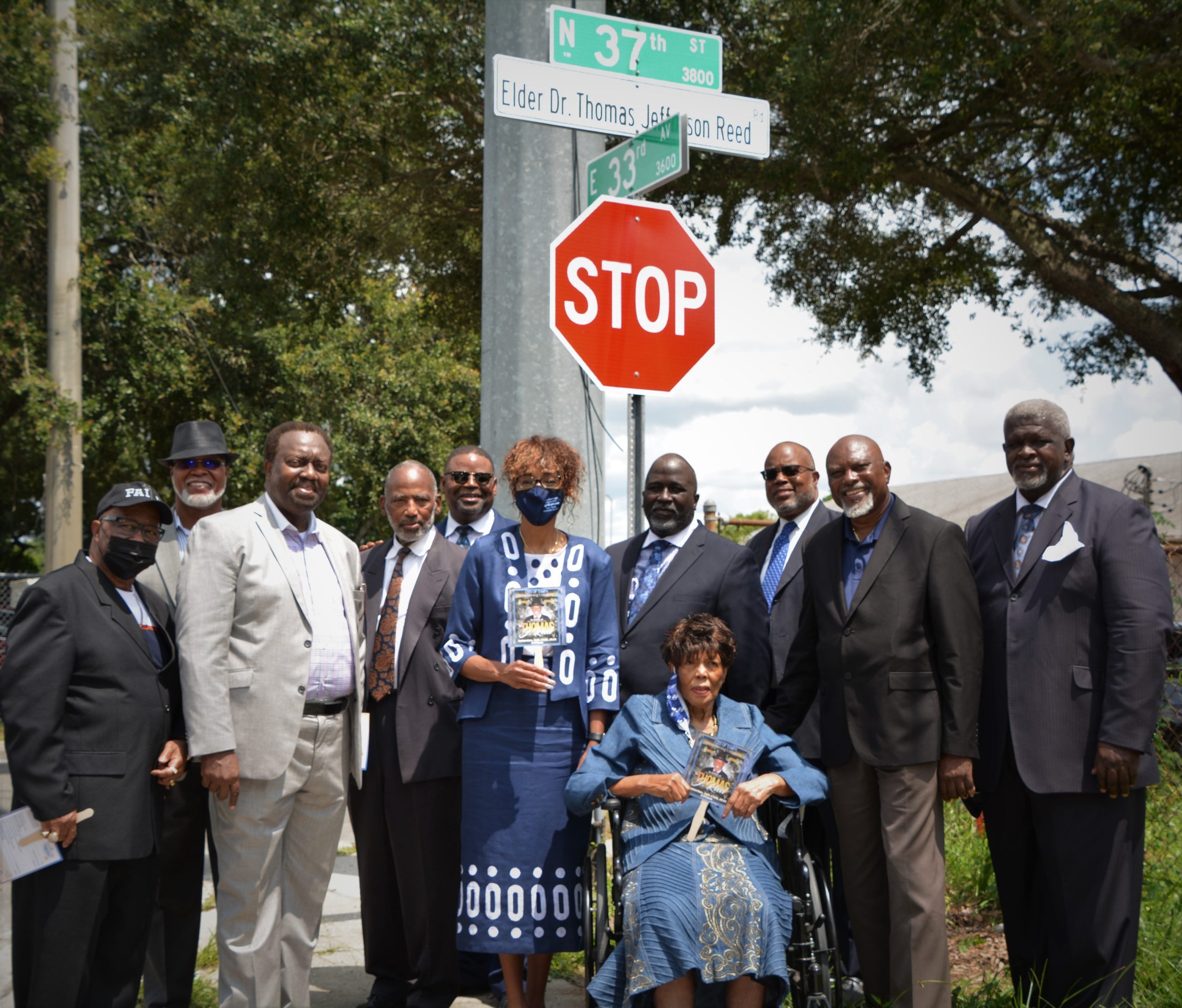 Front Page - Street Renaming