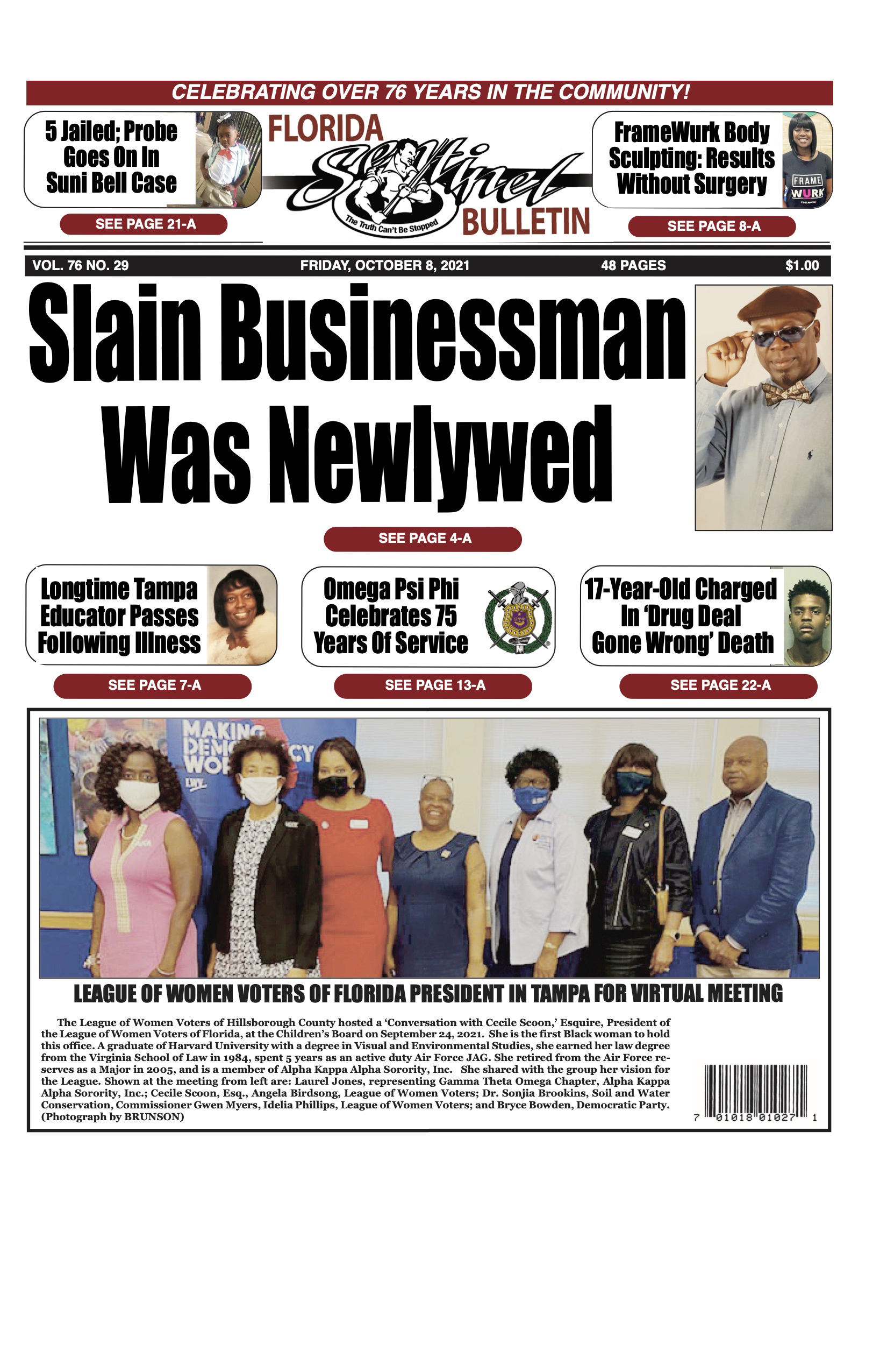 Front Page 10-8-21
